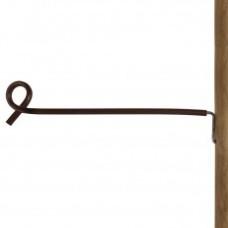 Gallagher afstandisolator krulstaart hout 40 cm