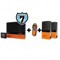 Gallagher M5000i incl. 2 x afrastering monitor ( 1 x gratis) en afstandsbediening