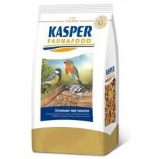 Kasper Faunafood Strooivoer met insecten