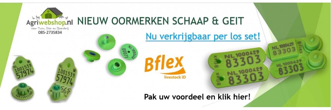 Bflex oormerken