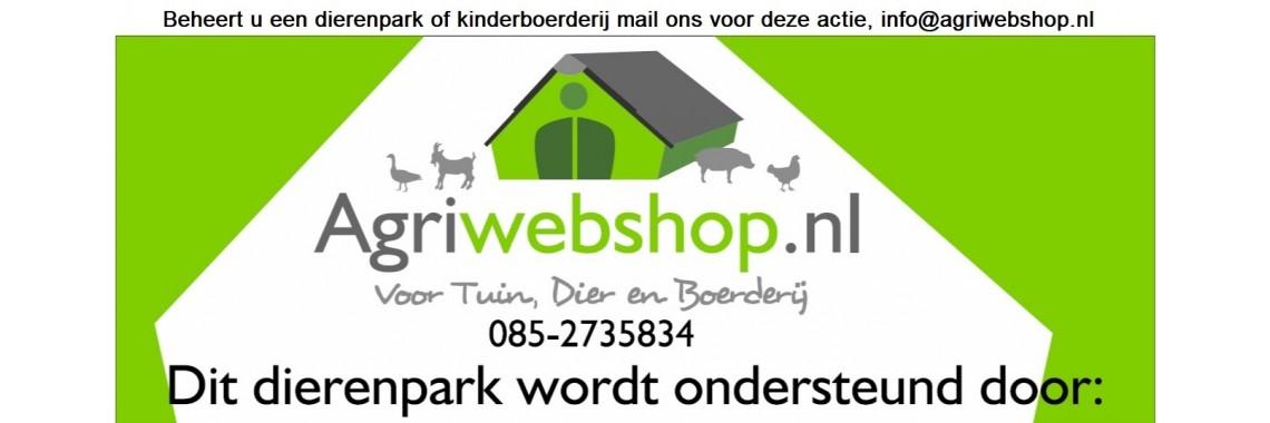 kortingactie dierenparken