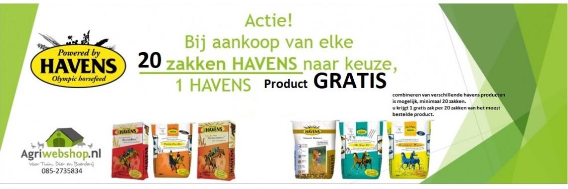 havens actie agriwebshop.nl