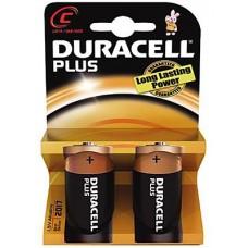 Ds. a 1 X2 Duracell batterij 1400 C