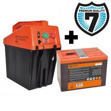 B35 batterij-apparaat