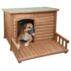 Hondenhuis met Terras