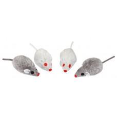 4 muizen