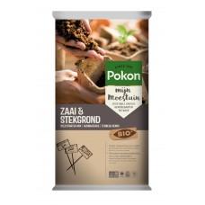 Pokon Naturado MPS RHP Zaai & Stekgrond Bio 20L