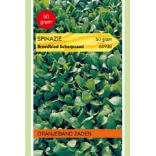 OBZ 050 Gram - Spinazie Breedblad Scherpzaad