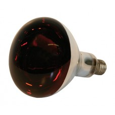 Gehard glas infraroodlamp