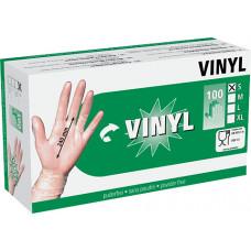 Wegwerphandschoenen Vinyl