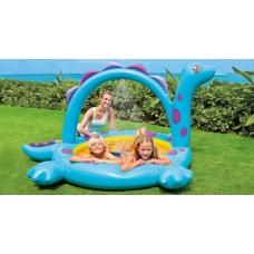 Zwembad Intex Dino met Sproeier