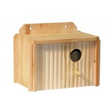 Nestkast voor parkieten