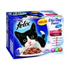Felix M-P double delicious mix 12x100 gr
