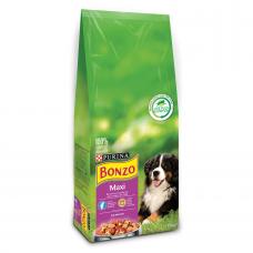 Bonzo Maxi rijk aan vlees