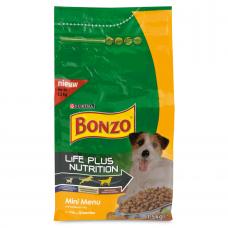 Bonzo Mini menu brokjes Kip