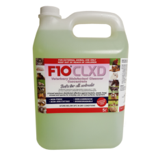 F10CLXD Veterinary Disinfectant/Cleanser