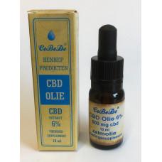 CBD Olie 6% Zalm