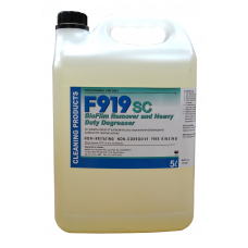 F919SC Degreaser/Cleanser