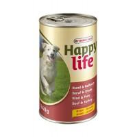 Happy Life Rund & Kalkoen 6 x 1240 gr