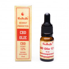 CBD Olie 12% Hennepzaad
