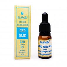 CBD Olie 6% Hennepzaad