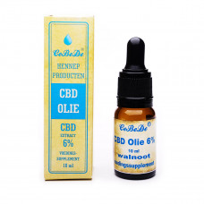 CBD Olie 6% Walnoot