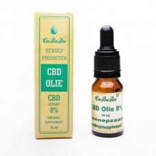 CBD Olie 8% Hennepzaad