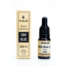 CBD Olie 4% Olijf