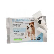 Eliminall 134 mg Spot-on Hond 10 - 20 Kg 3 pip