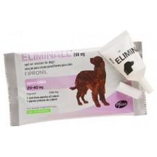 Eliminall 268 mg Spot-on Hond 20 - 40 Kg 3 pip