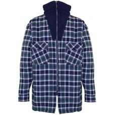 Storvik Overhemd Vancouver Thermo + Fleecekraag