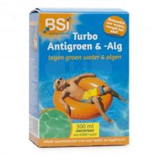BSI Anti-algen en groene aanslag