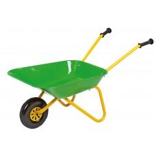 Kruiwagen metaal groen