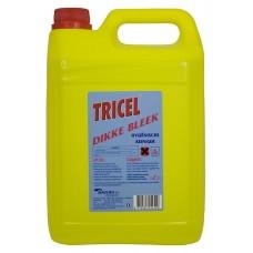 Tricel Dikke bleek 5 Liter