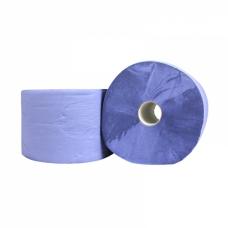 Uierpapier blauw 100% verlijmd 3 laag Buget